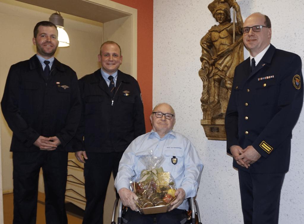 Jhv Hans Dieter Roth 60 Jahre Ffr