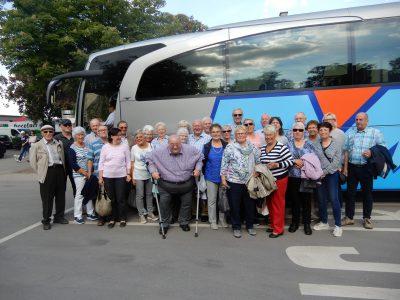 Ausflug E&A Speyer 2019