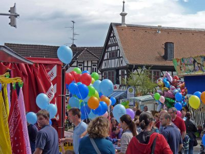 Luftballonwettbewerb